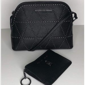Michael Kors Adele dome crossbody with coin purse